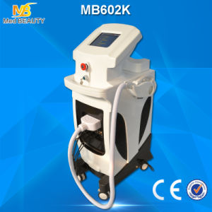 IPL+ E-Light + Cavitation +Monopolar RF + Tripolar RF +Vacuum Multifunction Cavitation pictures & photos