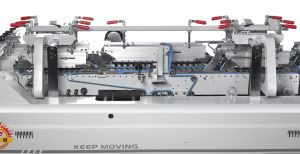 Xcs-800PF Printing Paper Box Folder Gluer pictures & photos