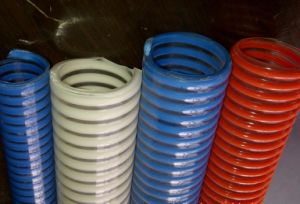 PVC Flexible Spiral Reinforced Water Suction Hose Pipe pictures & photos