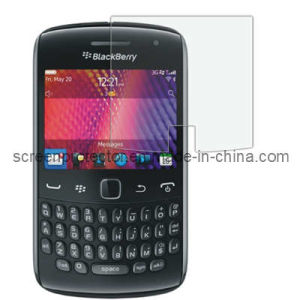 Clear Anti-Scratch Screen Protector for Blackberry Curve 9360 pictures & photos