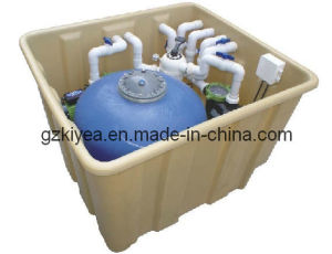 Pool Filtration and Disinfection Equipment Integration Fitration Sytem
