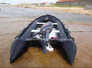 Inflatable Boat with Aluminum Floor (CE, 4.7m) pictures & photos