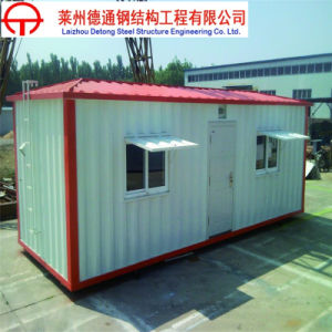 Sandwich Container House with Window