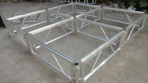 Folding Aluminum Portable Stage for Stage System pictures & photos