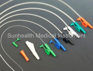 Medical Suction Catheter Disposable Medical Supply Suction Tube pictures & photos