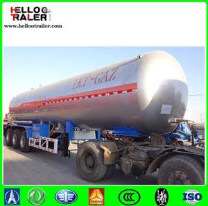 Liquified Petroleum Propane Gas 45cbm LPG Tank Trailer pictures & photos