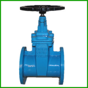 Flanged Metal Seated Gate Valve, Non Rising Stem, DIN3352 F5 pictures & photos