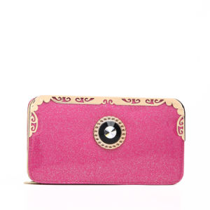 Custom Made PU Leather Wallet Purse (MBNO037137) pictures & photos