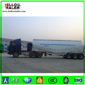 45cbm 50ton Dry Bulk Cement Bulker for Transporting Cement pictures & photos