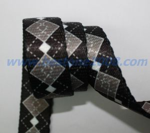 High Quality Printing Webbing Strap for Lanyard#1502-09A pictures & photos