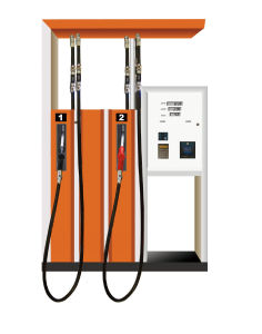 Sanki Fuel Dispenser Sk66 with 4-8 Hose pictures & photos