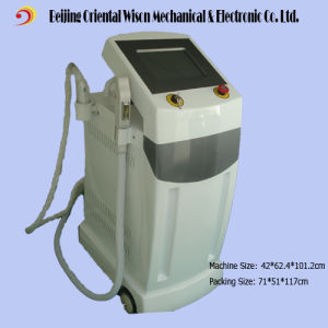 3 Handles E Light IPL Hair Removal Beauty Machine pictures & photos