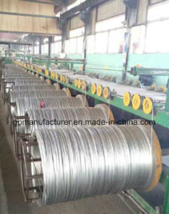 Spring Steel Wire Hot Dipped Galavanized pictures & photos