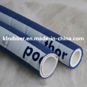 Hot Sale High Pressure Food Grade Braided Rubber Hose pictures & photos