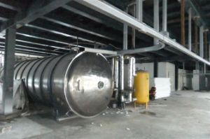 Vacuum Freeze Dryer for Piece of Apple Banana, pictures & photos