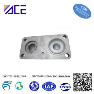 Professional Aluminum Die Castings Parts for Motor Shell pictures & photos
