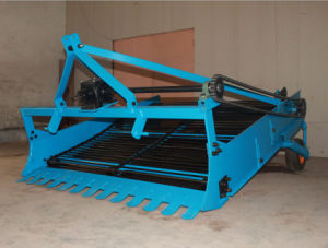 Potato Harvest Machine, Tractor Single Row Potatoes Harvesters pictures & photos