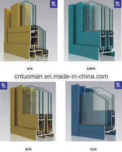 Experienced Manufacturer for Aluminium Profile Extrusion for Window and Door pictures & photos