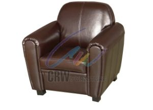 High Quality Classic Modern Design Real Leather Kids Sofa pictures & photos