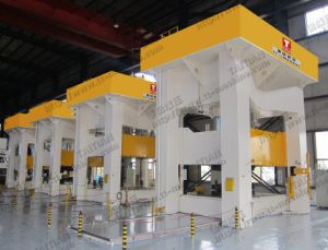 1200tons Auto Parts Metal Stamping Hydraulic Deep Drawing Press pictures & photos