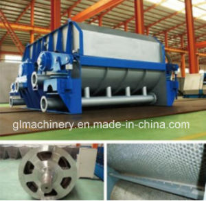 Double Circular Nets Squeezer for All Kinds of Pulp Concentration pictures & photos