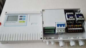 Submersible Pump Controller with IP 54 Housing pictures & photos