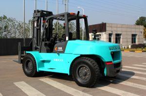 10ton New Type Diesel Forklift with Isuzu 6bg1 pictures & photos