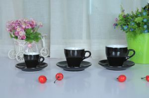 Porcelain Coffee Cup&Saucer