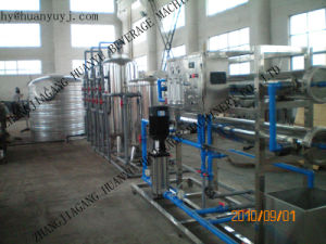 3000L-10000L/H Water Treatment System with R/O pictures & photos