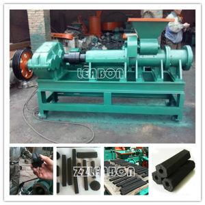 Factory Supply Lb-140 Carbon Powder Rods Briquette Making Extruder Machine pictures & photos