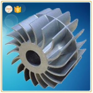 Gray Iron Investment Casting Pump Impeller