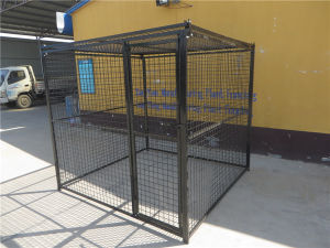 Heavy Duty Weld Wire Mesh and Galvanized Wire Mesh Dog Kennel pictures & photos