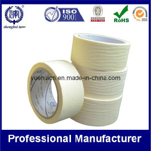 White Masking Tape for High Temperature Car Painting pictures & photos