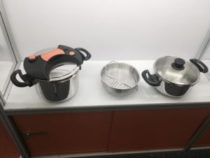 Stainless Steel Pressure Cookware Set pictures & photos