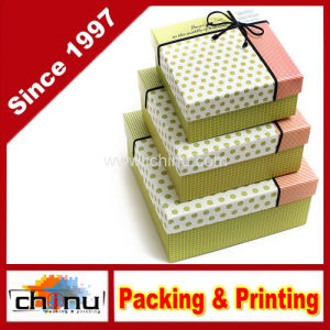 Paper Gift Box / Paper Packaging Box (12D6) pictures & photos