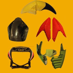 High Quality Excellent Performance Motorcycle Fairings Plastic Parts for Cbf125 pictures & photos
