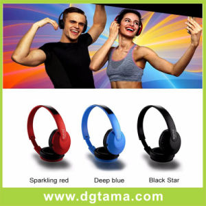 A2dp Music Streaming Wireless Bluetooth Headband Headphone Many Colors Option pictures & photos