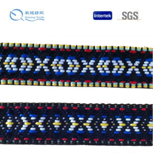 Wholesale Fashionable Eco-Friendly and High Quality Jacquard Webbing pictures & photos