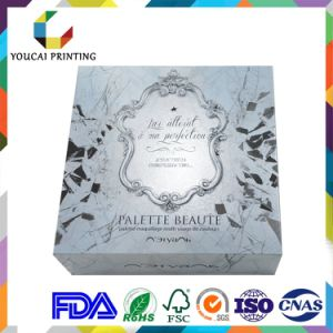 Luxury Looking Hot Stamp Surface Cosmetic Box for Mask Package pictures & photos