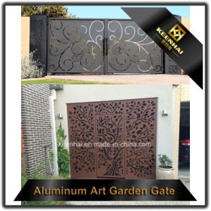 China Aluminum Latest Main Gate Designs pictures & photos