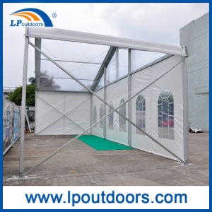15X30m Outdoor Aluminum Marquee Clear Roof Losberger Tent for Event pictures & photos
