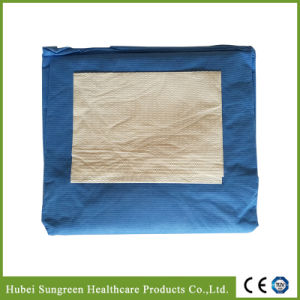 Surgical Gown, Tower Packs with Paper Bag Packing, Eo Sterilization pictures & photos