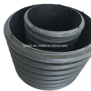 High Pressure Double Wall Corrugated Drainage Pipes and Tubes pictures & photos