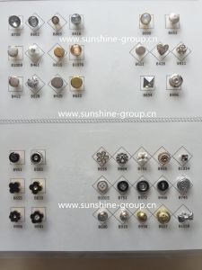 ABS Button in Different Sizes pictures & photos