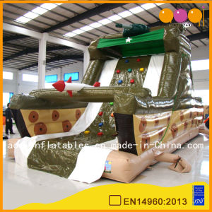 Tank Inflatable Water Slide for Amusement Park (AQ09162) pictures & photos
