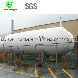 20 Feet Cryogenic Liquid Tank Container with 16.95m3 Geometric Volume pictures & photos