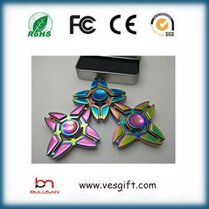 Tri-Spinner 3D Hand Spinner Hand Spinner Fidget Fidget Spinner pictures & photos