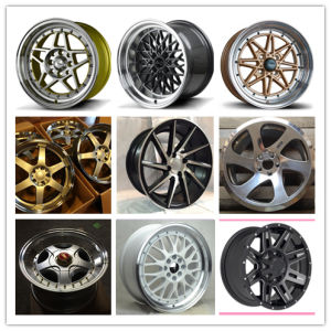 Car Alloy Wheel for Zedd pictures & photos