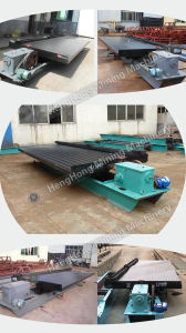 Mieral Machinery Gold Ore Shaking Table