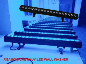 High Brightness Factory Price 18PCS Rgabw 5in1 DMX512 Disco Lighting